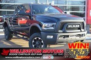 Used 2018 RAM 2500 Power Wagon ~ 1 Owner ~ Warranty !! for sale in Guelph, ON