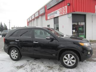 Used 2011 Kia Sorento LX $5,995+HST+LIC FEE / CERTIFIED / CLEAN CARFAX REPORT for sale in North York, ON