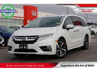 Used 2020 Honda Odyssey Touring Auto for sale in Whitby, ON