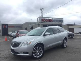 Used 2017 Buick Enclave - 2.99% Finance   6 Months Deferral   $0 Deferral - AWD - 7 PASS - NAVI - PANO ROOF - LEATHER for sale in Oakville, ON