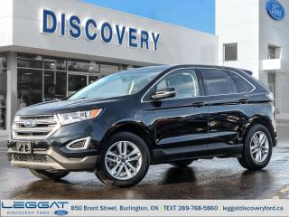 Used 2016 Ford Edge SEL for sale in Burlington, ON