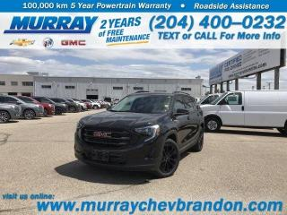 New 2020 GMC Terrain SLT for sale in Brandon, MB