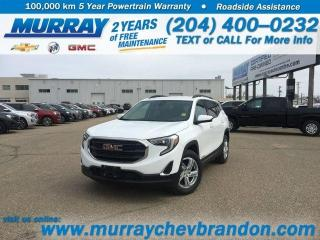New 2020 GMC Terrain SLE for sale in Brandon, MB