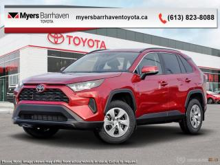 New 2020 Toyota RAV4 LE AWD  - Heated Seats - $218 B/W for sale in Ottawa, ON