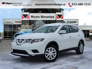 Used 2016 Nissan Rogue S  - Bluetooth -  SiriusXM - $134 B/W for sale in Ottawa, ON