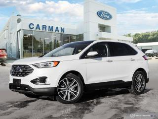 New 2020 Ford Edge Titanium for sale in Carman, MB