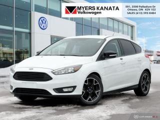 Used 2016 Ford Focus SE Hatch  - Bluetooth -  SYNC for sale in Kanata, ON