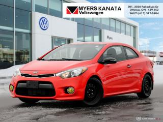 Used 2015 Kia Forte Koup 1.6L SX AT  - Bluetooth for sale in Kanata, ON