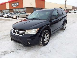 Used 2011 Dodge Journey SXT 4dr FWD Sport Utility Vehicle for sale in Steinbach, MB