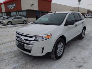 Used 2012 Ford Edge SE 4dr FWD Sport Utility Vehicle for sale in Steinbach, MB
