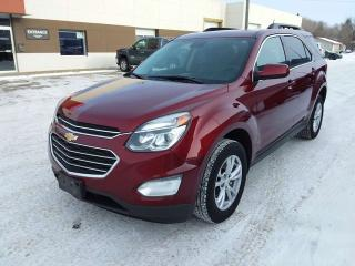 Used 2017 Chevrolet Equinox LT 4dr AWD Sport Utility Vehicle for sale in Steinbach, MB