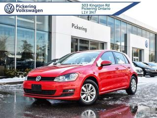 Used 2015 Volkswagen Golf TDI! DIESEL!! MANUAL for sale in Pickering, ON