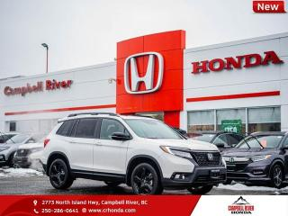New 2020 Honda Passport Touring - Navigation - Cooled Seats - $373 B/W for sale in Campbell River, BC