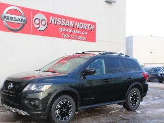 New 2020 Nissan Pathfinder SV Tech/ROCK CREEK EDITION/HEATED SEATS/WHEEL for sale in Edmonton, AB