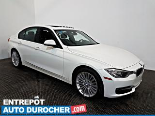 Used 2015 BMW 3 Series 328i xDrive AWD NAVIGATION - Toit Ouvrant - A/C - for sale in Laval, QC
