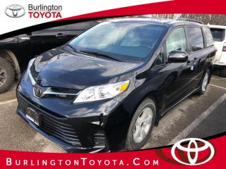 New 2020 Toyota Sienna LE 8-Passenger FWD for sale in Burlington, ON
