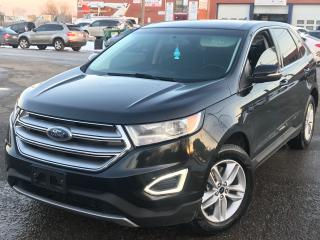 Used 2015 Ford Edge SEL for sale in Brampton, ON