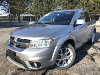 Used 2016 Dodge JOURNEY LIMITED 2WD for sale in Cayuga, ON