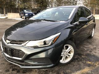 Used 2018 CHEV CRUZE LT HATCHBACK 2WD for sale in Cayuga, ON
