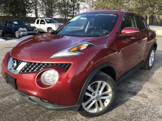 Used 2015 Nissan Juke SL AWD for sale in Cayuga, ON