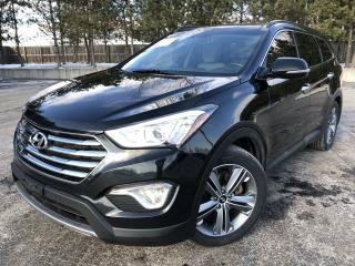 Used 2016 Hyundai Santa Fe XL Limited AWD for sale in Cayuga, ON