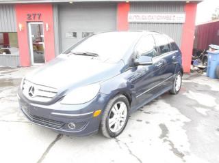 Used 2007 Mercedes-Benz B-Class 4dr HB Turbo for sale in Lemoyne, QC