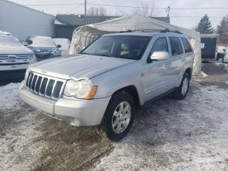 Used 2009 Jeep Grand Cherokee 4WD 4Dr Limited for sale in Lemoyne, QC