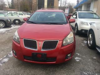 Used 2009 Pontiac Vibe AWD for sale in Scarborough, ON