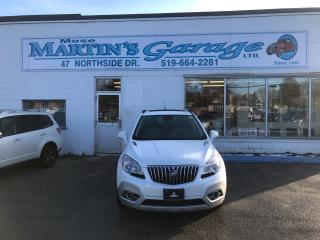 Used 2013 Buick Encore Leather for sale in St. Jacobs, ON