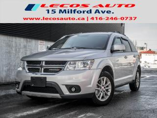 Used 2014 Dodge Journey SXT for sale in North York, ON