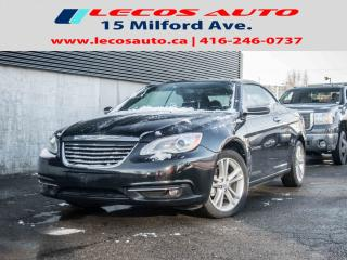 Used 2011 Chrysler 200 Limited for sale in North York, ON