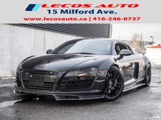 Used 2008 Audi R8 Quattro for sale in North York, ON