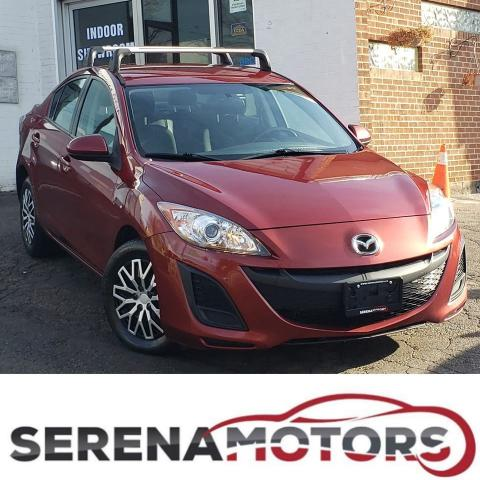 2011 Mazda MAZDA3 GX | AUTO | ONE OWNER | NO ACCIDENTS