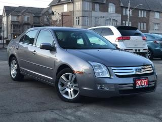 Used 2007 Ford Fusion V6|One Owner |Alloy Wheels|Low mileage for sale in Burlington, ON