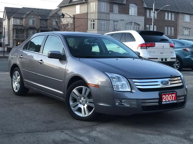 2007 Ford Fusion V6|One Owner |Alloy Wheels|Low mileage