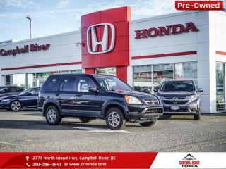 Used 2003 Honda CR-V EX for sale in Campbell River, BC