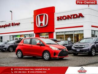 Used 2015 Toyota Yaris LE AUTO for sale in Campbell River, BC