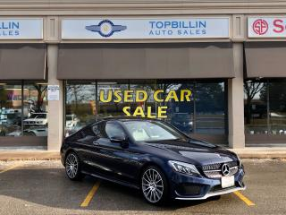 Used 2017 Mercedes-Benz C-Class AMG C 43 4MATIC, Accident Free for sale in Vaughan, ON