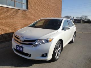 Used 2013 Toyota Venza V6/SAFETY AND WARRANTY for sale in Oakville, ON