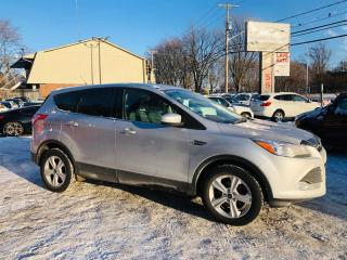 Used 2013 Ford Escape Ecoboost-Air-Mags-Siege Chauffant-Jamais Accidenté for sale in Laval, QC