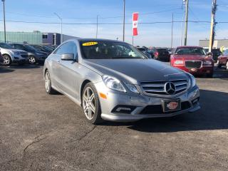 Used 2011 Mercedes-Benz E-Class E-350*NAV*PANO ROOF*LOADED for sale in London, ON