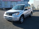 Used 2003 Toyota RAV4 BASE for sale in Saint-jean-sur-richelieu, QC