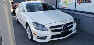 Used 2014 Mercedes-Benz CLS-Class CLS 550 for sale in Hamilton, ON