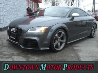 Used 2012 Audi TT RS for sale in London, ON