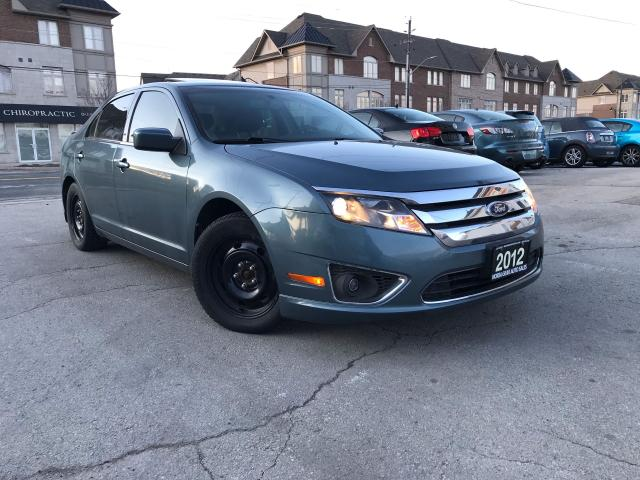 2012 Ford Fusion V6 SEL|Leather|Sunroof|Accident free|One Owner