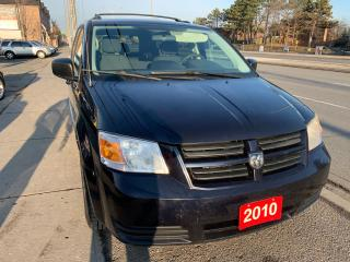 Used 2010 Dodge Grand Caravan 7 SEATER- AUX- AUTO- ROOF RACK-CRUISE CONTROL for sale in Scarborough, ON