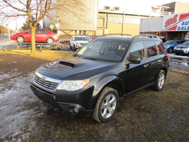 2010 Subaru Forester XT Limited