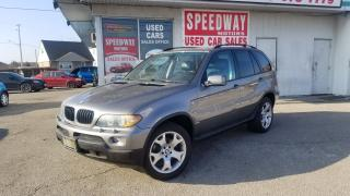 Used 2006 BMW X5 3.0i for sale in Mississauga, ON
