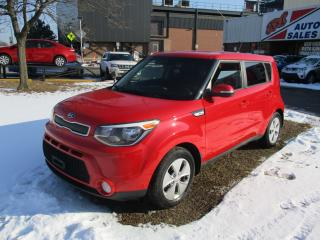 Used 2016 Kia Soul LX+ ~ BLUETOOTH ~ HEATED SEATS for sale in Toronto, ON