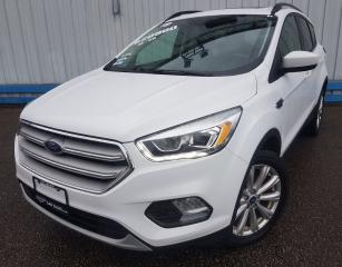 Used 2019 Ford Escape SEL 4WD *LEATHER-SUNROOF* for sale in Kitchener, ON